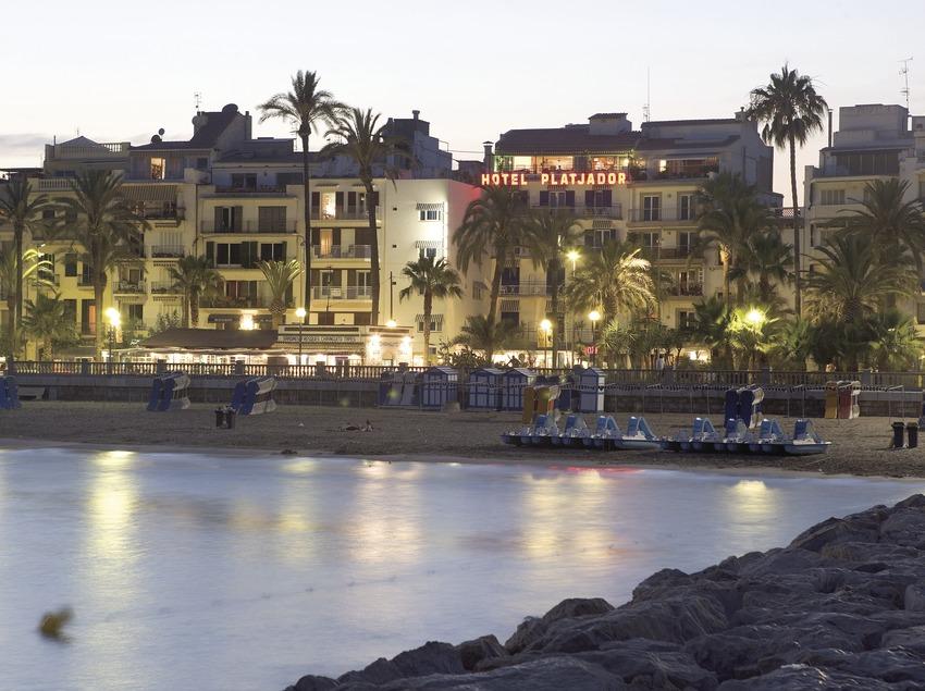 Strandpromenade.  (Miguel Angel Alvarez)