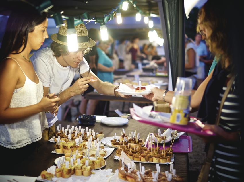 Feria de la brasa en Celrà. (INCATIS SL )