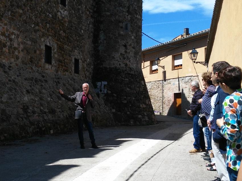 Visita cultural organizada por Atri Cultura i Patrimoni.