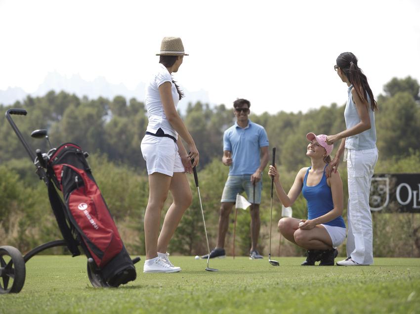 Ruta de vins i golf a Montserrat