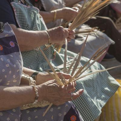Ebro, Feria, Artesanos