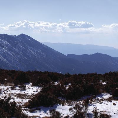 Sierra de Boumort.  (José Luis Rodríguez)