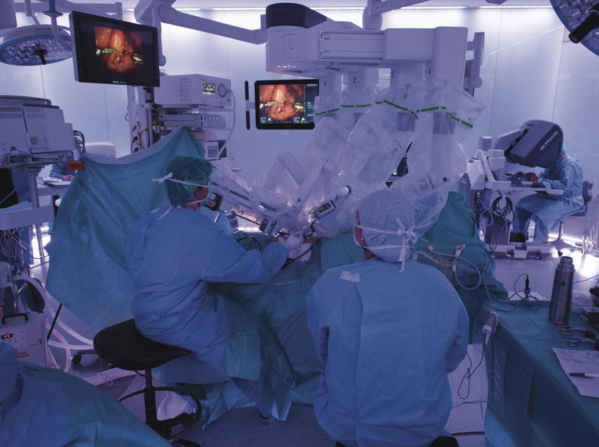 Cirugía en Barnaclínic.