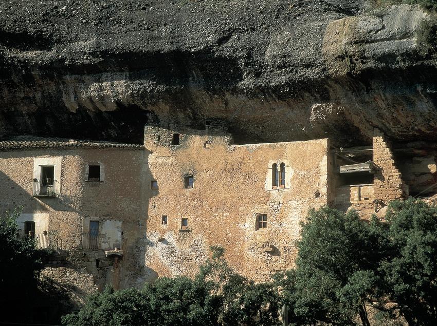 The Puig de la Balma, Mura