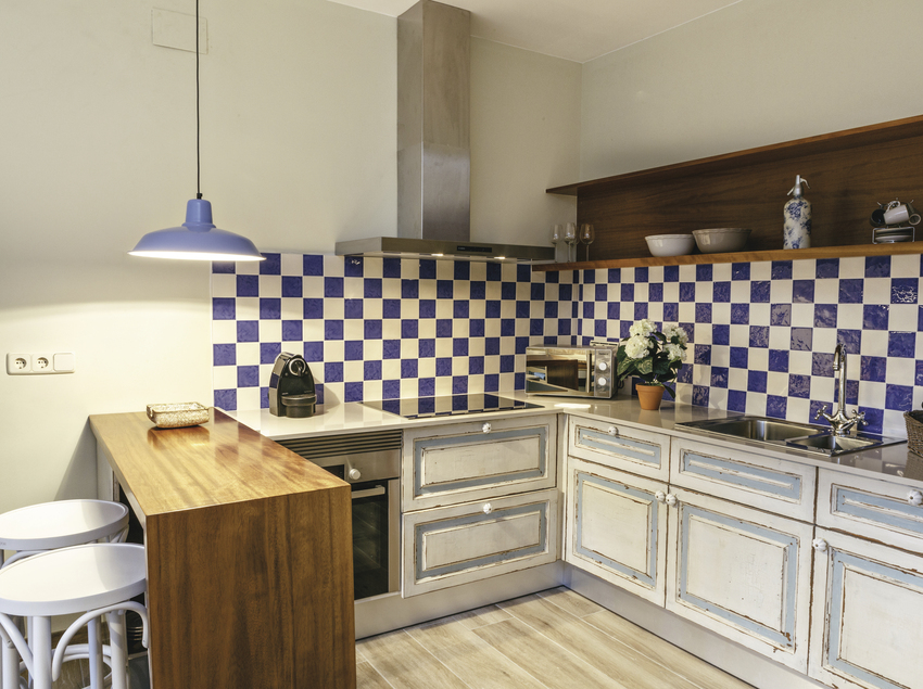 Cocina del alojamiento HUTG-023572