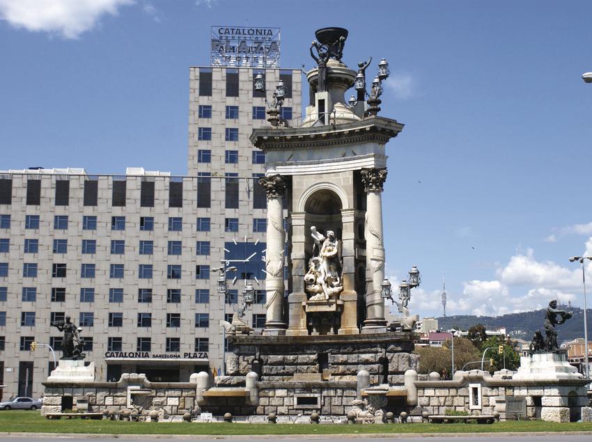 Hotel Catalonia Barcelona Plaza