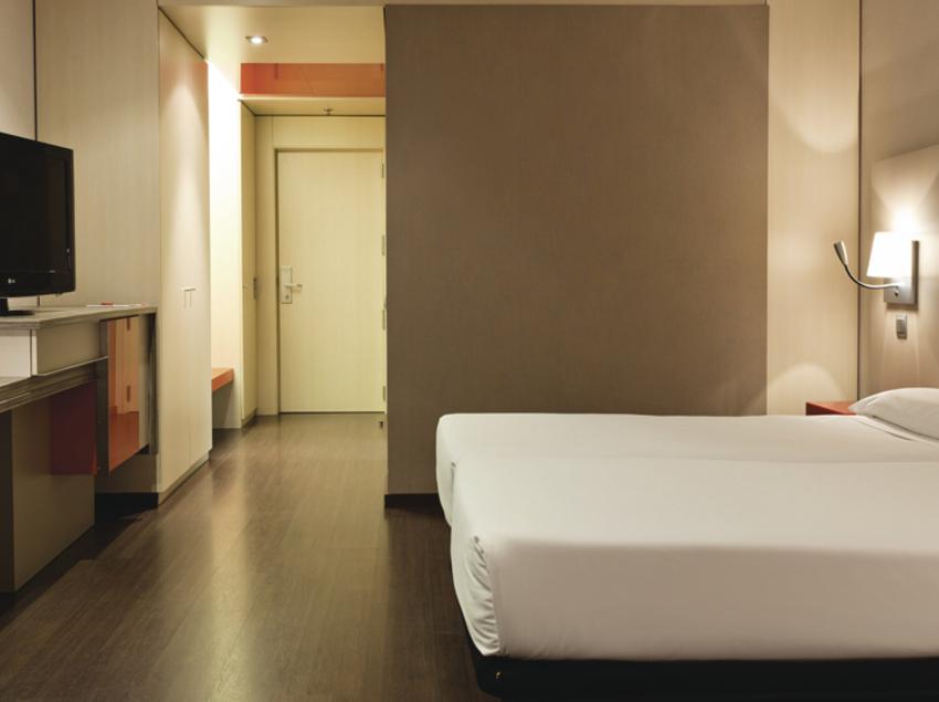 Hotel Ilunion Barcelona