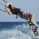 A rush of adrenaline with Kitesurf