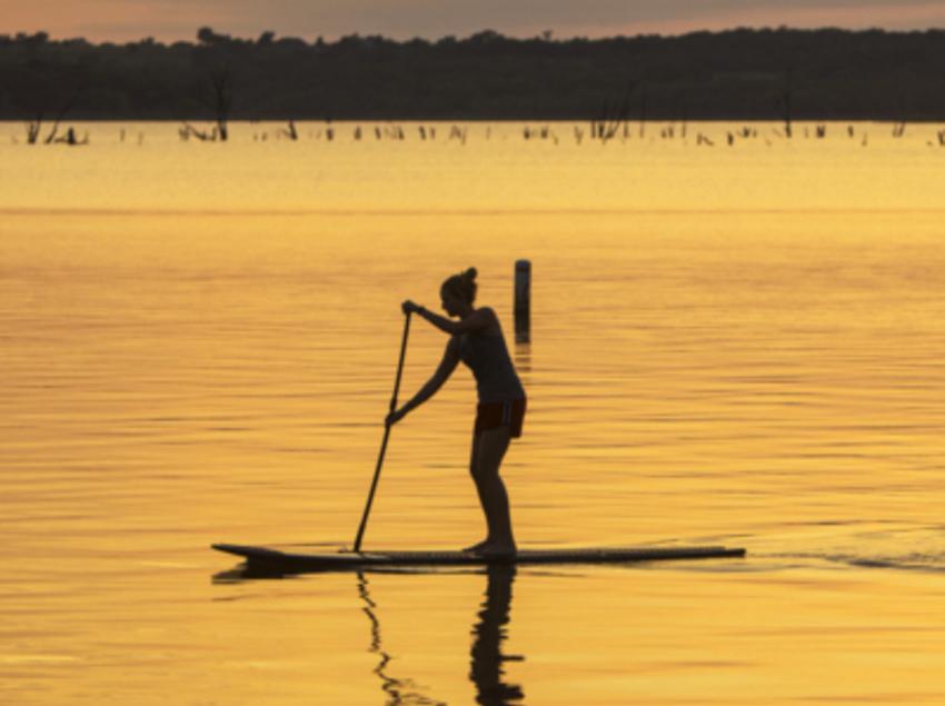 Paddle Surf pel Delta de l'Ebre