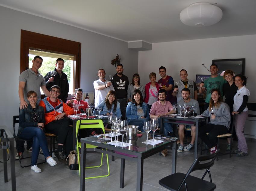 Visita guiada amb vins