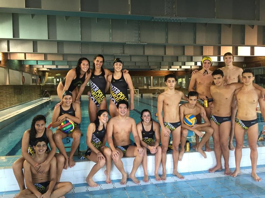 Foto d'equip de l'acadèmia BIWPA.