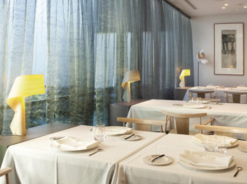 Restaurant de l'hotel Ca l'Arpa