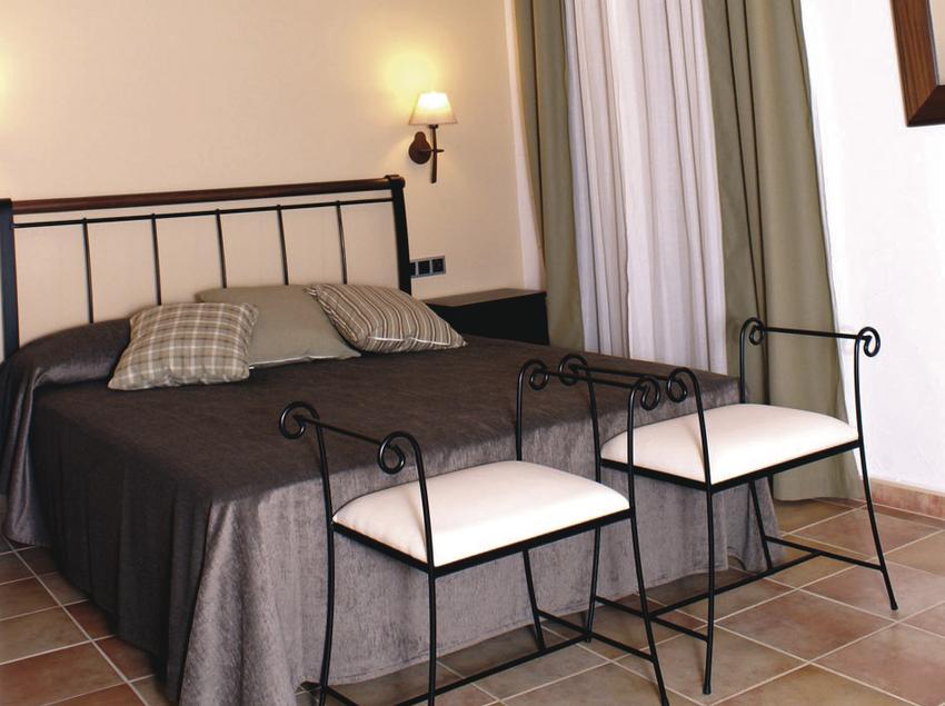 Habitació del hotel Sa Voga