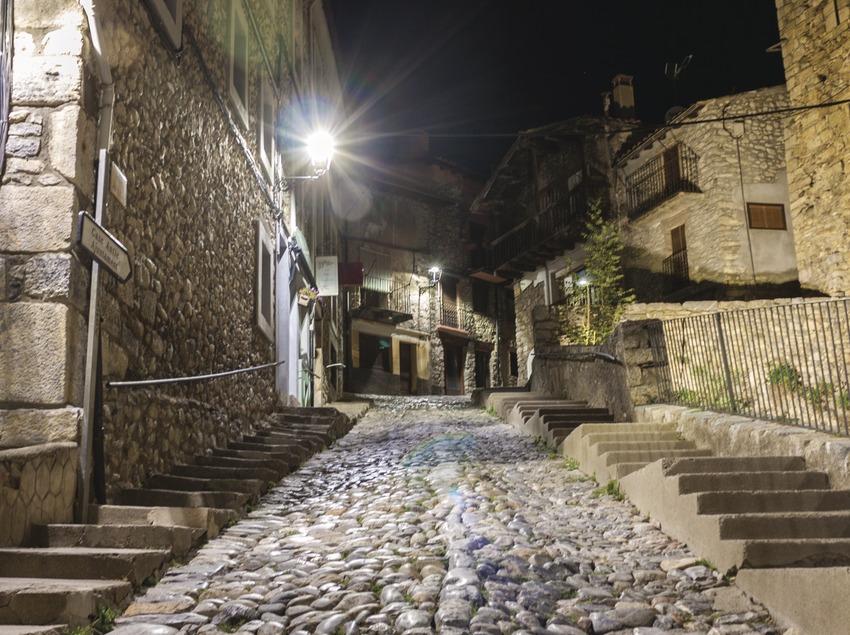 Calle de Bellver de la Cerdanya