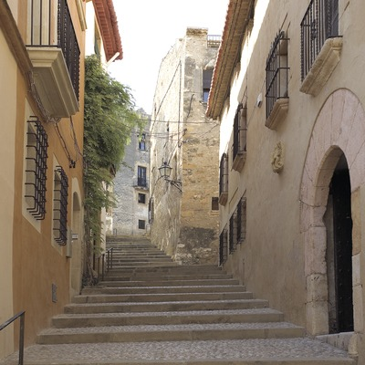 Carrer 1.  (Miguel Angel Alvarez)