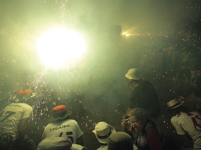 Correfoc a la Festa Major de Sitges  (Miguel Angel Alvarez)