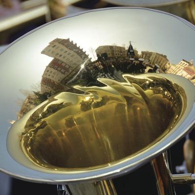 Reflexes en un trombó