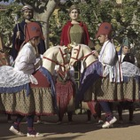 Ball dels Cavallets, Gegants i la  Mulassa