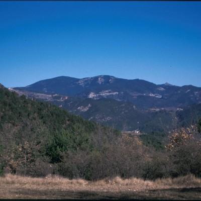 Sierra de Ensija-Rasos de Peguera
