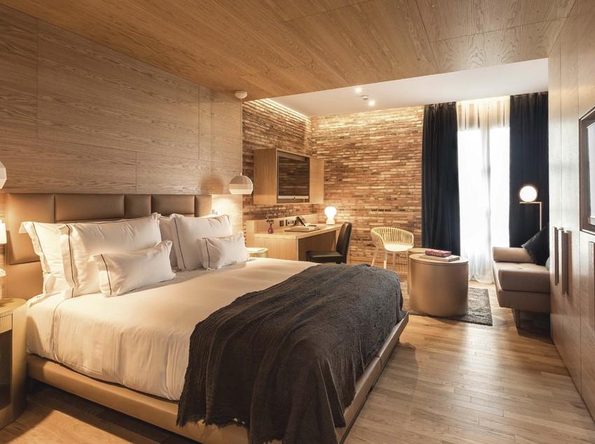 Suite del hotel Monument en Passeig de Gràcia