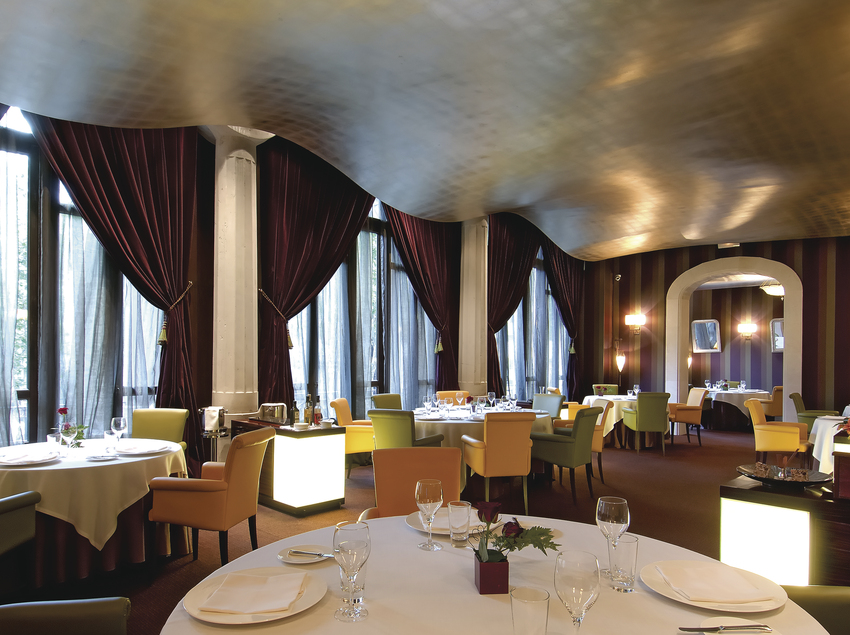 Restaurante Galaxó- Hotel Casa Fuster