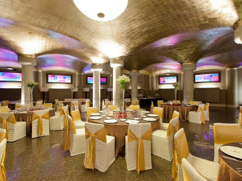Salón de Bodas - Hotel Casa Fuster