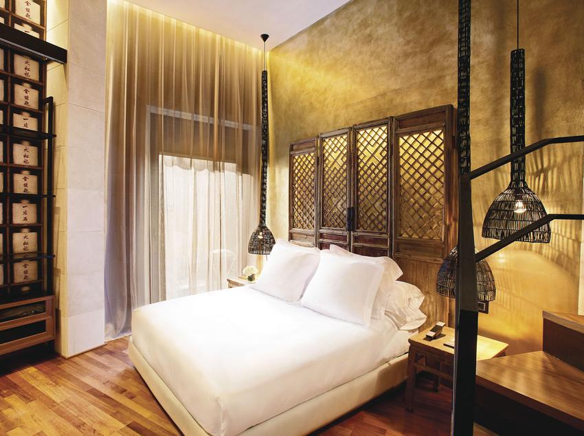 Habitación Suite Duplex - Hotel Claris