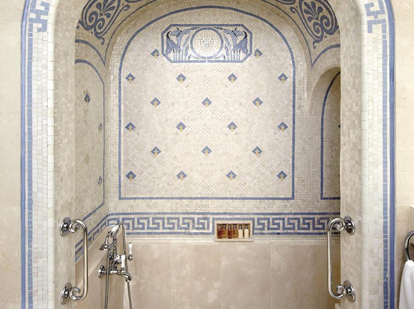 Baño Romano - Hotel Palace