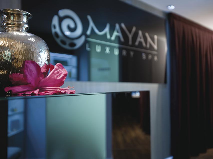Spa Mayan Luxury - Hotel Palace