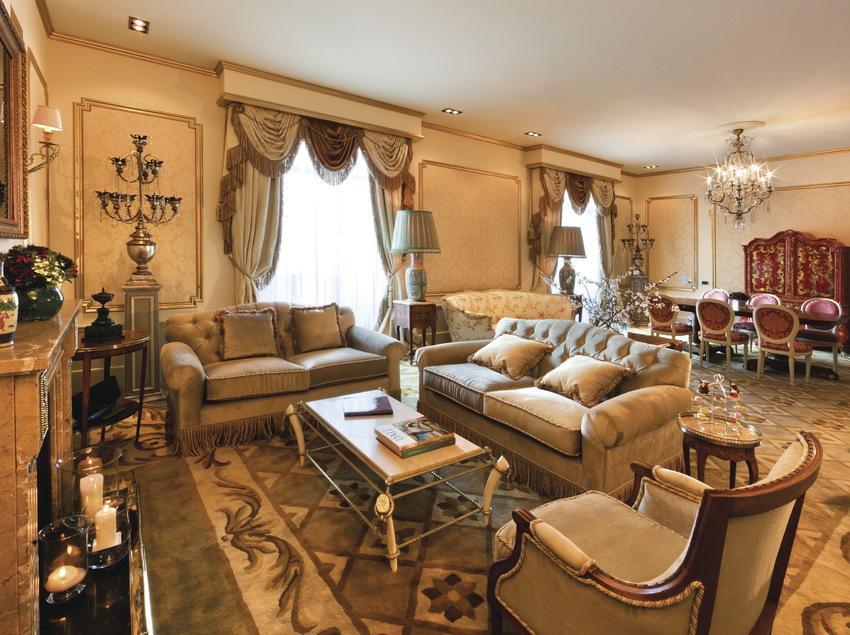 Salvador Dalí Suite - Hotel Palace