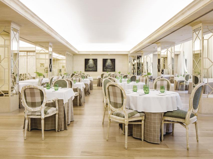 Restaurante del Hotel Majestic