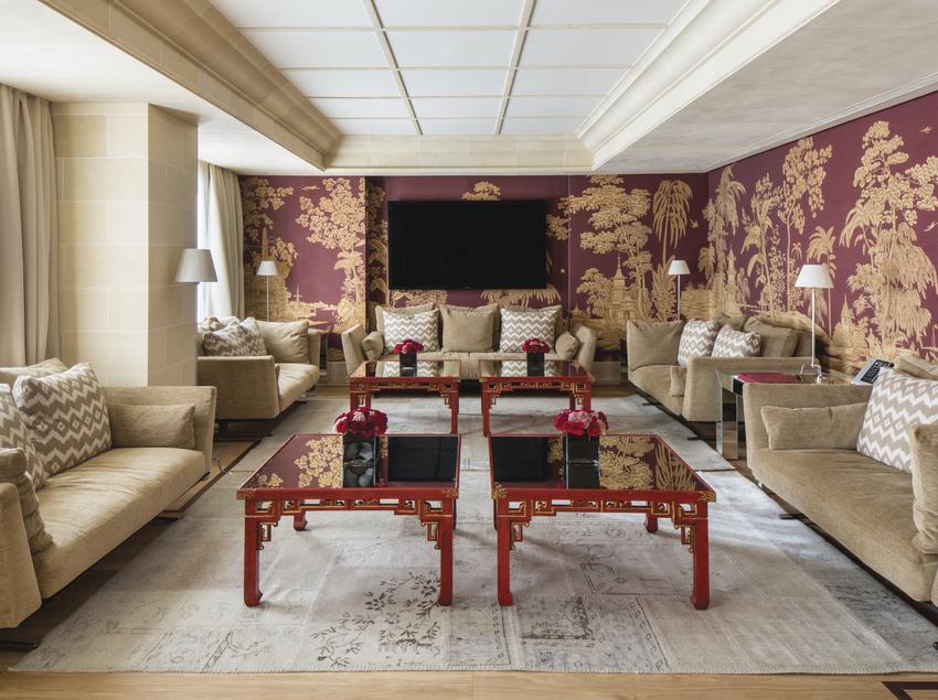 Habitació Penthouse - Hotel Majestic