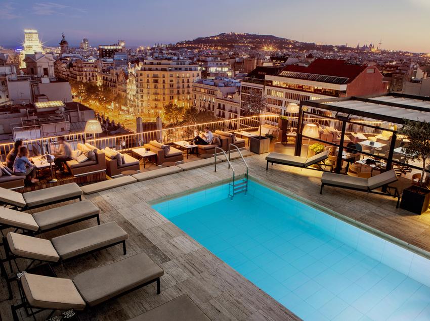 Bar Terrassa La Dolce Vitae - Hotel Majestic