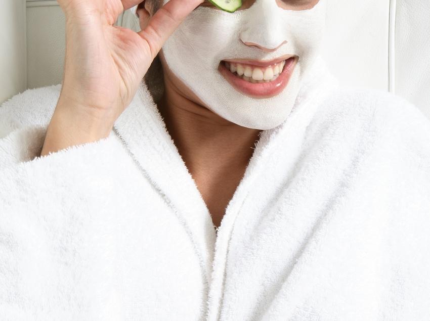 Tratamineto facial en el spa del Hotel Majestic