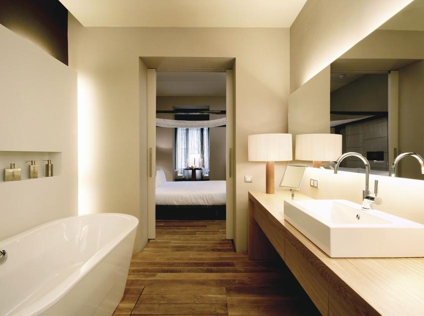Bany de l'Habitació Suite - Hotel Omm