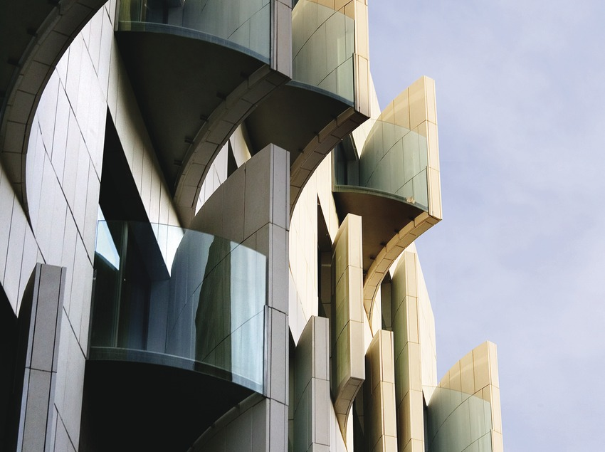 Façana de l'Hotel Omm