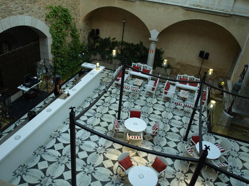 Patio de les hores - Hotel Peralada Wine Spa & Golf