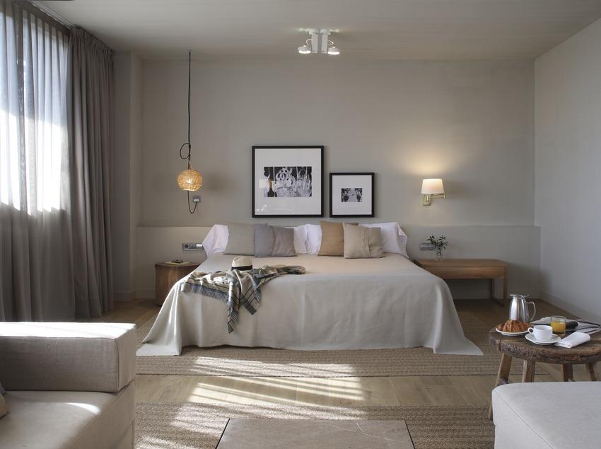 Habitació de l'Hotel Peralada Wine Spa & Golf