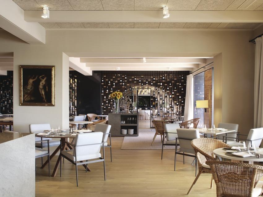 Restaurant L'Olivera - Hotel Peralada Wine Spa & Golf