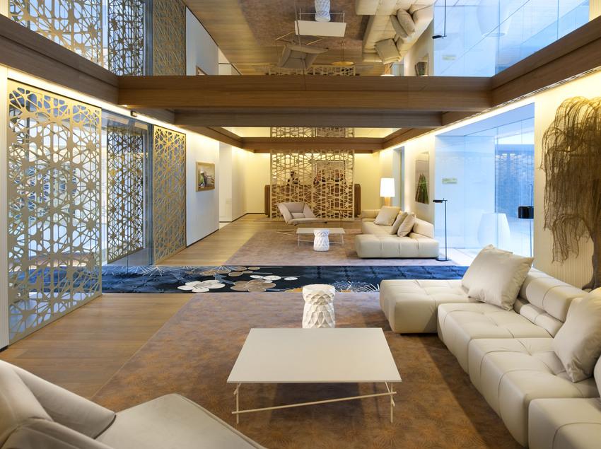 Lobby hotel Mandarin de Barcelona