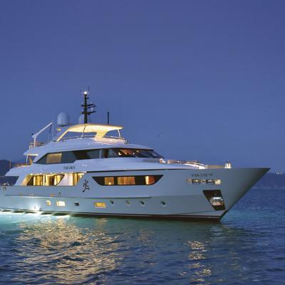 Yate de lujo de la flota de Charter & Dreams