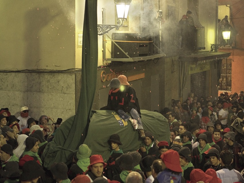 The Patum. The Guita  (Oriol Llauradó)