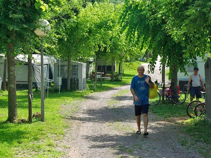 Camping Les Preses Natura