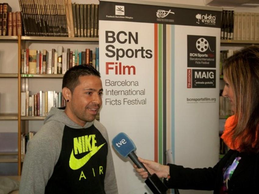 Entrevista al BCN Sports Film Festival