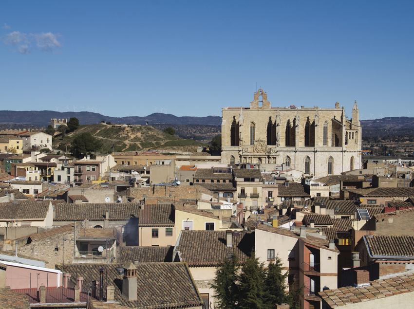 Ruta pel patrimoni monumental de Montblanc.