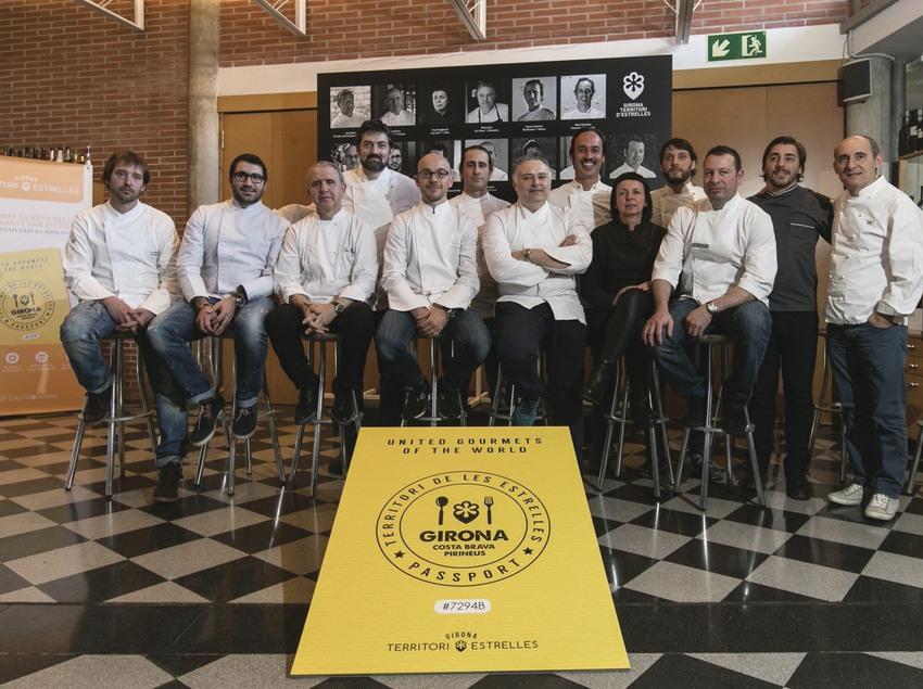 Presentació Girona Territori d'Estrelles