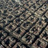 Vista aérea del Eixample (Ensanche) (Oriol Llauradó)
