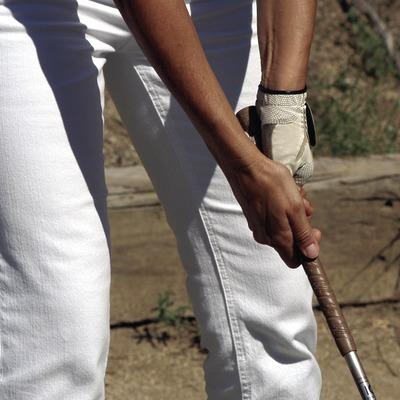 Golf.  (Nano Cañas)