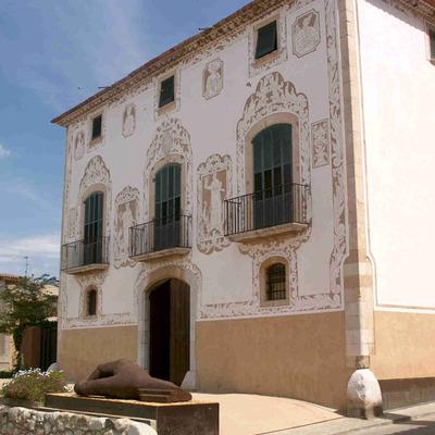 El castell del Morell.