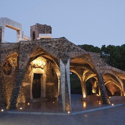 Cripta Gaudí - Colònia Güell